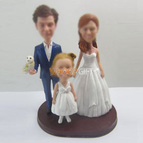 custom family bobbleheads