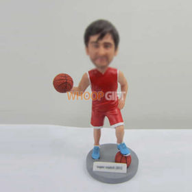 custom Basketball bobble heads
