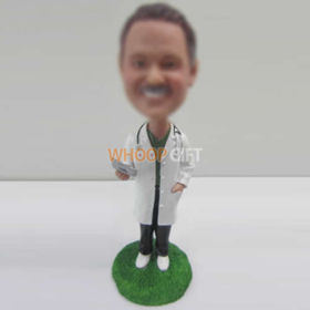 custom doctor bobble heads
