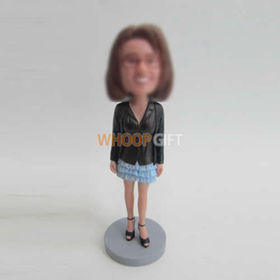 custom teacher bobble heads