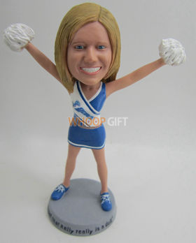custom Cheerleaders bobbleheads