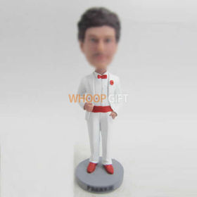 custom Bridegroom bobbleheads