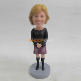 custom black Boots bobbleheads