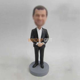 custom male teacher bobbleheads