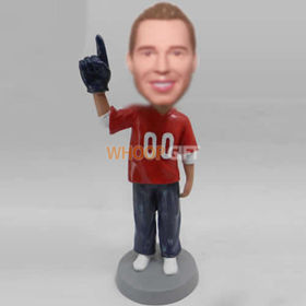 custom look at this bobble heads