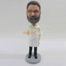 custom Chef bobble heads
