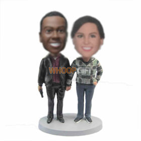 custom couple bobblehead dolls