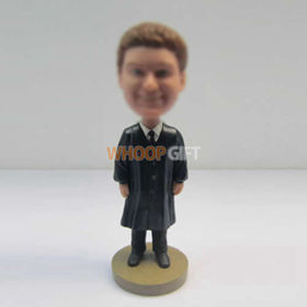 custom Graduation bobblehead