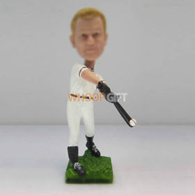 Professional Personalized custom Baseball bobble heads
