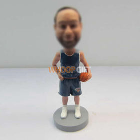 custom Basketball player bobbleheads