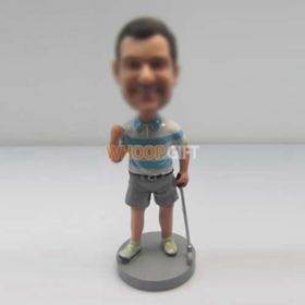 custom play golf bobbleheads