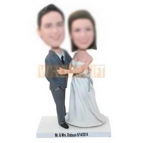 personalized custom wedding cake topper