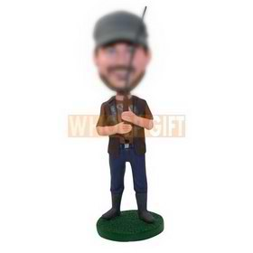 personalized custom rodster bobbleheads