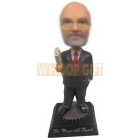 personalized CEO business style bobbleheads