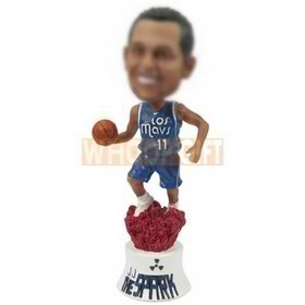 personalized custom basketball player baller bobbleheads