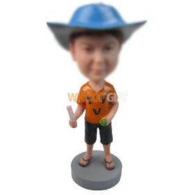 custom gift for your little boy bobbleheads