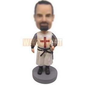 personalized custom Crusades with bobbleheads