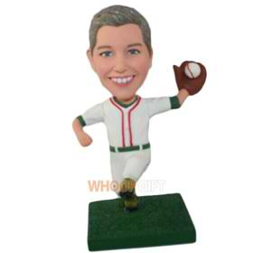 the baseball man bobbleheads