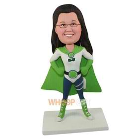 the superwoman bobbleheads