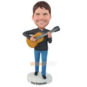 the guitar man bobbleheads