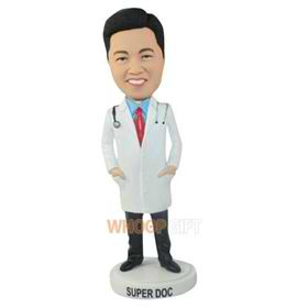 the doctor bobbleheads
