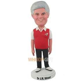 the red man bobbleheads