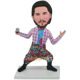 the blouse man bobbleheads