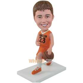 the basketball player bobbleheads
