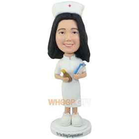 the woman doctor bobbleheads