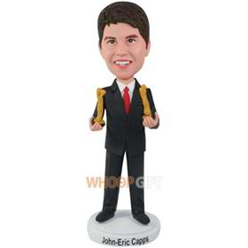 the suit man bobbleheads